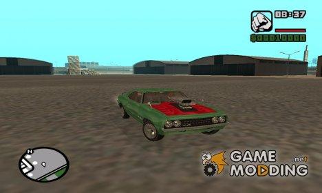 GTA 5 Declasse Vigero для GTA San Andreas