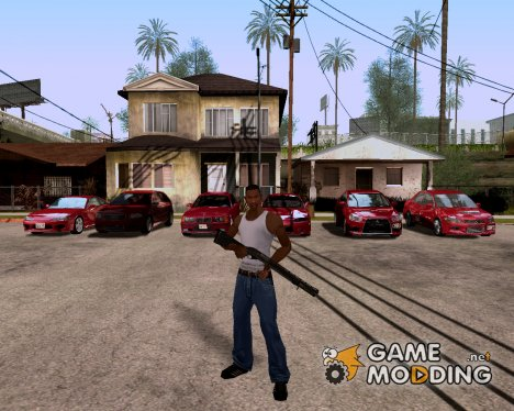 Автомобили поддерживающие тюнинг для GTA San Andreas