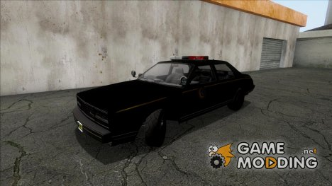GTA V Police Roadcruiser для GTA San Andreas