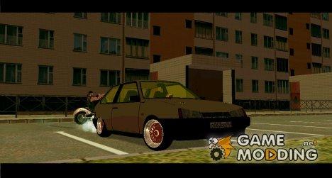 ВАЗ 2108 by Vlad для GTA San Andreas