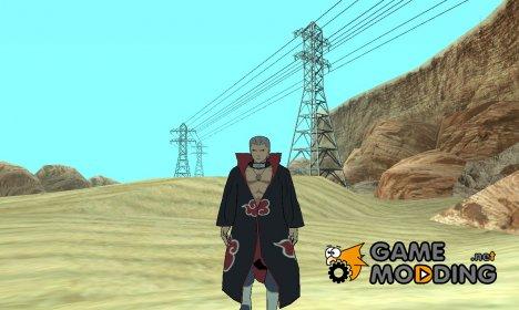 Хидан из Наруто HD (Акацке) для GTA San Andreas
