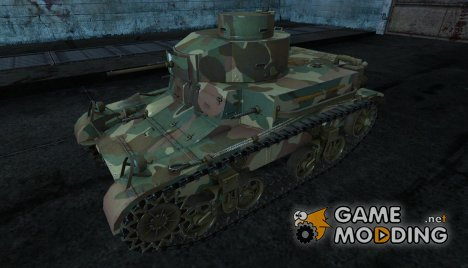 M2 lt от sargent67 3 for World of Tanks