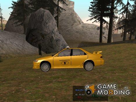 Новый пак такси для GTA San Andreas
