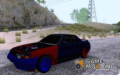 Nissan Skyline Camber Drift for GTA San Andreas