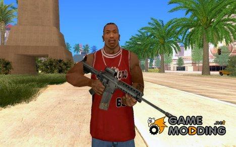 M4A1 SOPMOD for GTA San Andreas