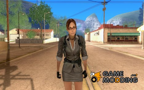 Sheva из Resident Evil for GTA San Andreas