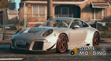 RUF RGT-8 GT3 for GTA 5