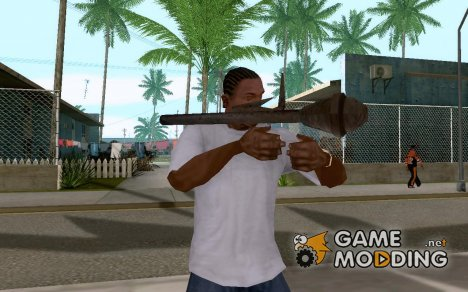 Panzerfaust 60 for GTA San Andreas