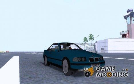 BMW 325i E36 Cabrio для GTA San Andreas