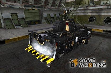 Ремоделлинг для танка КВ-3 для World of Tanks