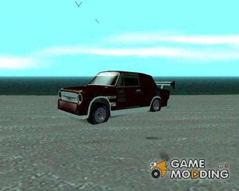 Lada / VAZ 2101 Dragstarr для GTA San Andreas