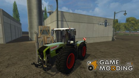 CLAAS XERION 3800VC для Farming Simulator 2015