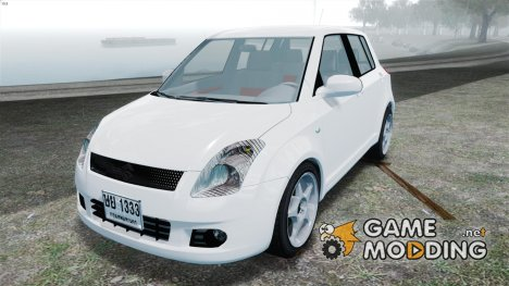 Suzuki Swift [Beta] для GTA 4