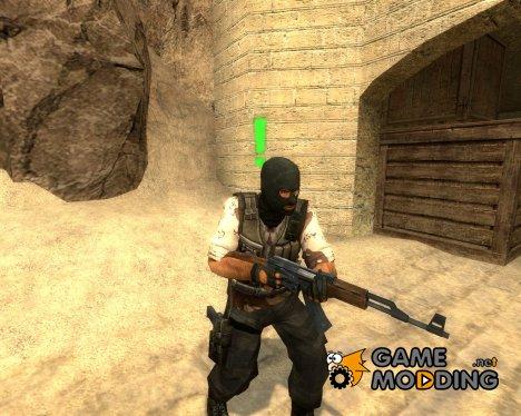 Alx Desert Terror Phoenix. для Counter-Strike Source