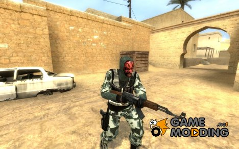 Darth.Maul - Terrorist для Counter-Strike Source