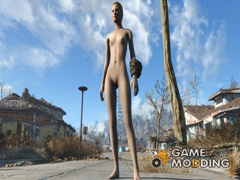 Nude and Alone for Fallout 4