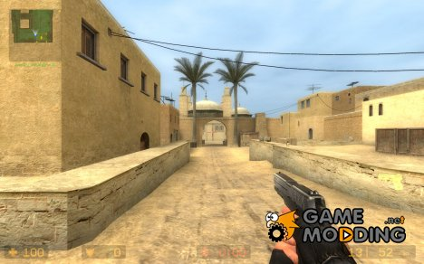 p228 houge grip для Counter-Strike Source