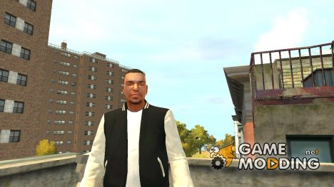 Луис Лопез из EFLC for GTA 4