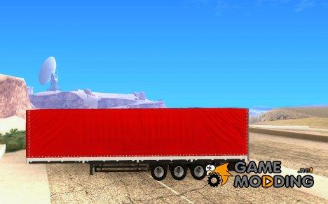 НефАЗ 93344 Красный для GTA San Andreas