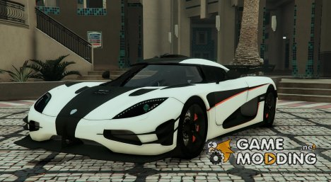2014 Koenigsegg One:1 v1.1 for GTA 5