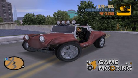 BF Injection HQ для GTA 3