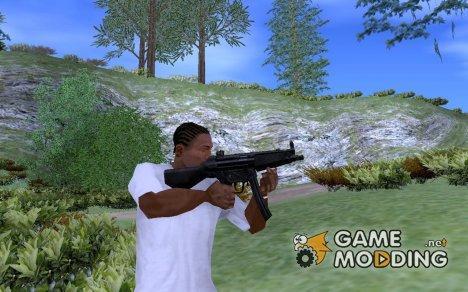MP-5 для GTA San Andreas