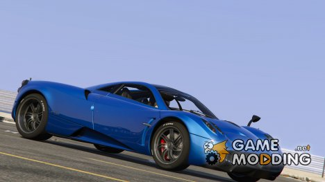 Pagani Huayra v1.21 for GTA 5