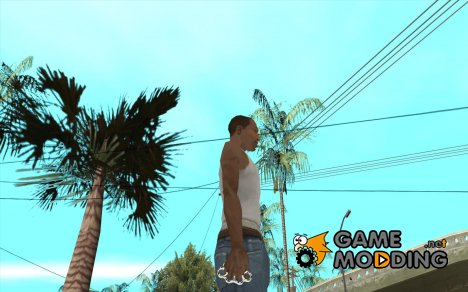 Новый кастет для GTA San Andreas