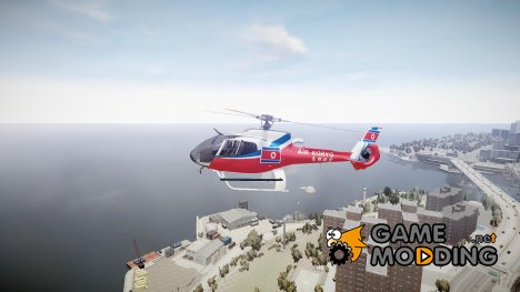 Eurocopter EC130 B4 Air Koryo для GTA 4