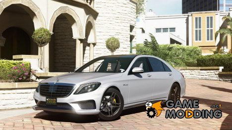 Mercedes-Benz S63 W222 LWB 2.2 for GTA 5