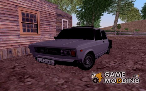 ВАЗ 2105 Бродяга for GTA San Andreas