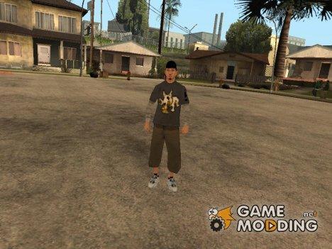 Смена персонажа для GTA San Andreas