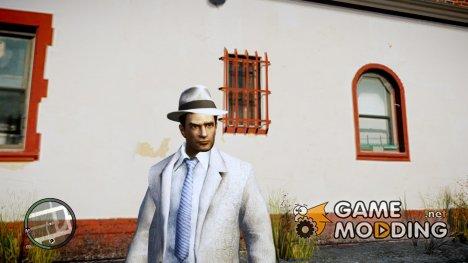 Вито из Mafia II в повседневном костюме v1 for GTA 4