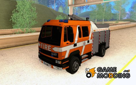 Daf Leyland 55 Fire Truck for GTA San Andreas