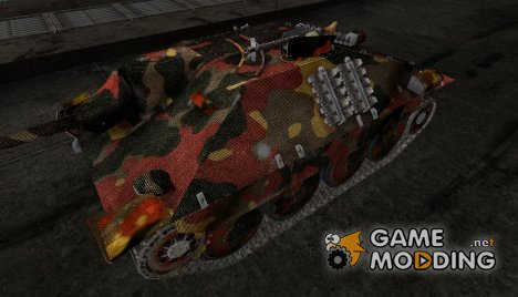 Hetzer 4 для World of Tanks
