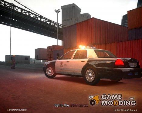 Полицейская сирена Whelen WS-224. for GTA 4