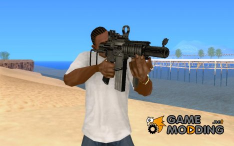 Colt M4 Patriot HD for GTA San Andreas