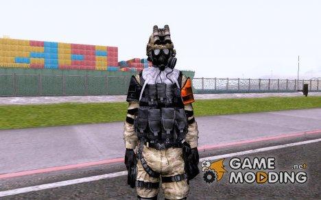 Противник (конверт из Tornado Force) для GTA San Andreas