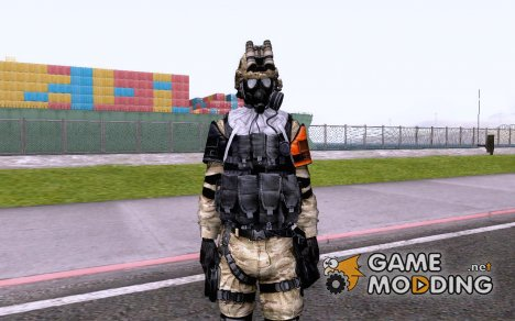 Противник (конверт из Tornado Force) for GTA San Andreas