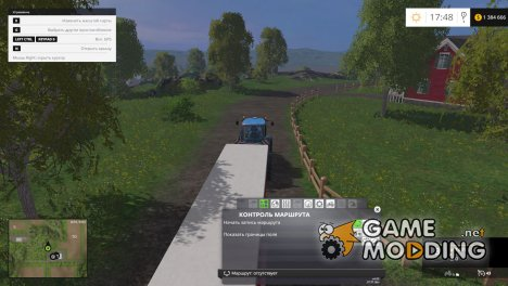 Course Play v4.00 for Farming Simulator 2015