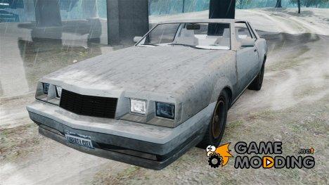 Ржавый Sabre в раскраске 69 for GTA 4