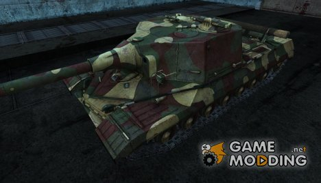 Шкурка на Объект 268 for World of Tanks