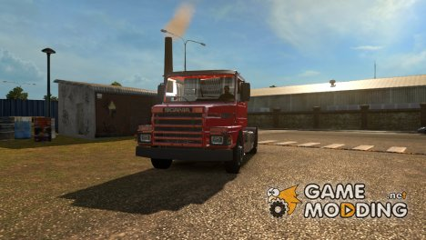 Scania 112h for Euro Truck Simulator 2