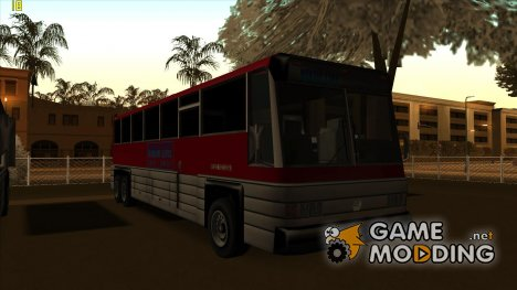 HD Coach for GTA San Andreas