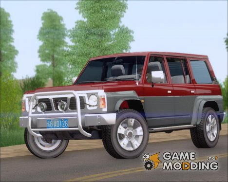 Nissan Patrol Y60 for GTA San Andreas