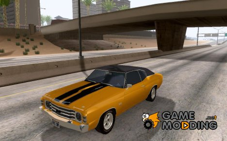Chevrolet Chevelle SS '72 for GTA San Andreas