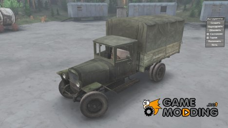 ЗиС 5 for Spintires 2014