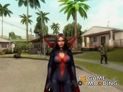 Marvel Future Fight - Satana for GTA San Andreas