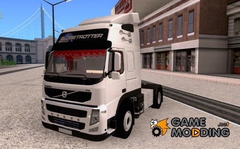 VOLVO FM XL for GTA San Andreas