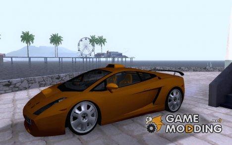 Lamborghini Gallardo Tuning for GTA San Andreas